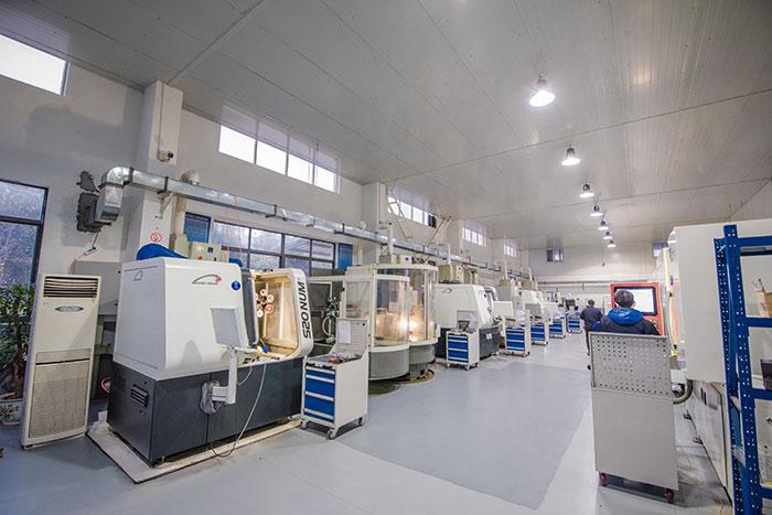 Производство Rutools в Китае