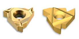Пластины для нарезания внутренней резьбы
